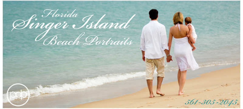 Book Your Singer Island, Florida Beach Portrait Today!
